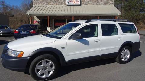 2005 Volvo XC70 for sale at Driven Pre-Owned in Lenoir NC
