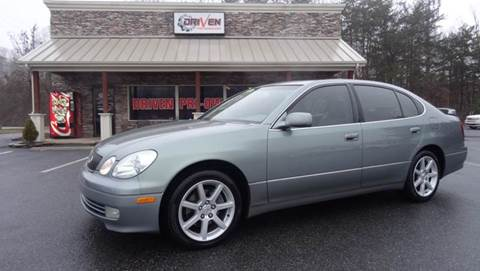 2004 Lexus GS 430 for sale at Driven Pre-Owned in Lenoir NC
