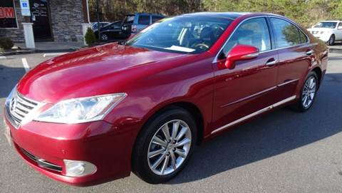 2010 Lexus ES 350 for sale at Driven Pre-Owned in Lenoir NC