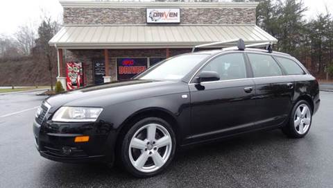 2008 Audi A6 for sale at Driven Pre-Owned in Lenoir NC