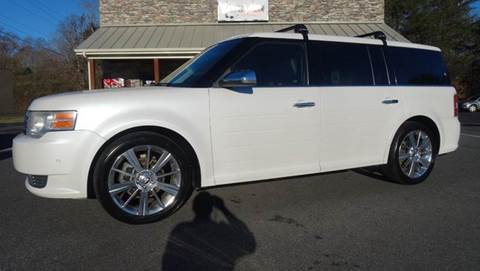 2010 Ford Flex for sale at Driven Pre-Owned in Lenoir NC