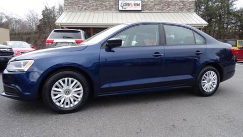 2013 Volkswagen Jetta for sale at Driven Pre-Owned in Lenoir NC