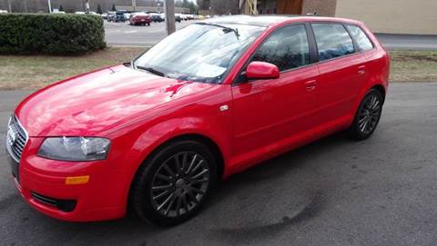 2006 Audi A3 for sale at Driven Pre-Owned in Lenoir NC