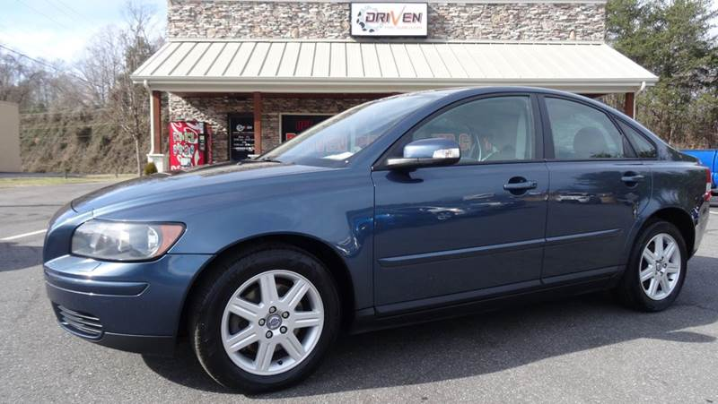 2007 volvo s40 4dr sedan in lenoir nc driven pre owned. Black Bedroom Furniture Sets. Home Design Ideas