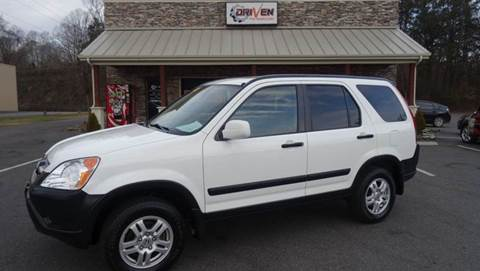 2004 Honda CR-V for sale at Driven Pre-Owned in Lenoir NC