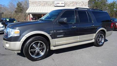 2007 Ford Expedition EL for sale at Driven Pre-Owned in Lenoir NC