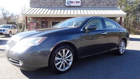 2008 Lexus ES 350 for sale at Driven Pre-Owned in Lenoir NC