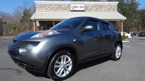 2011 Nissan JUKE for sale at Driven Pre-Owned in Lenoir NC