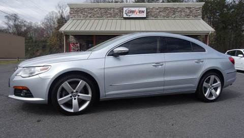 2012 Volkswagen CC for sale at Driven Pre-Owned in Lenoir NC