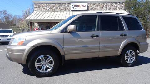 2004 Honda Pilot for sale at Driven Pre-Owned in Lenoir NC