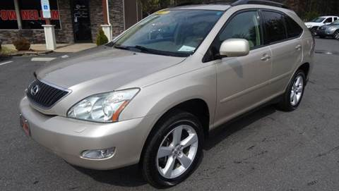 2005 Lexus RX 330 for sale at Driven Pre-Owned in Lenoir NC