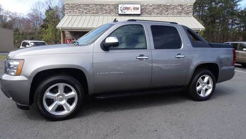 2008 Chevrolet Avalanche for sale at Driven Pre-Owned in Lenoir NC