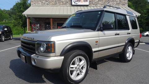 2003 Land Rover Discovery for sale at Driven Pre-Owned in Lenoir NC