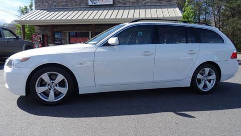 2006 BMW 5 Series for sale at Driven Pre-Owned in Lenoir NC
