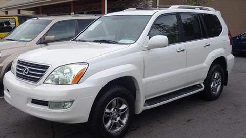 2008 Lexus GX 470 for sale at Driven Pre-Owned in Lenoir NC