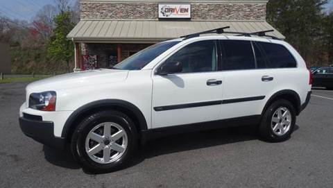 2004 Volvo XC90 for sale at Driven Pre-Owned in Lenoir NC