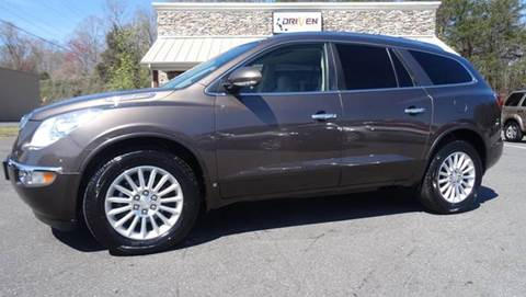 2008 Buick Enclave for sale at Driven Pre-Owned in Lenoir NC