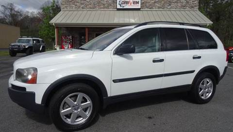 2005 Volvo XC90 for sale at Driven Pre-Owned in Lenoir NC