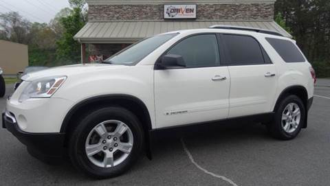 2008 GMC Acadia for sale at Driven Pre-Owned in Lenoir NC