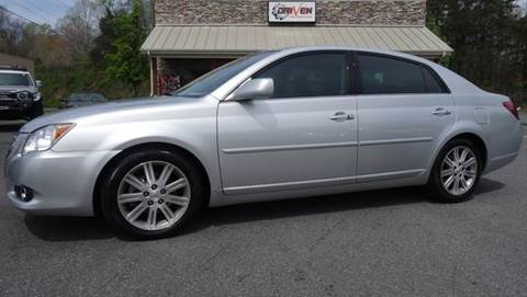 2009 Toyota Avalon for sale at Driven Pre-Owned in Lenoir NC