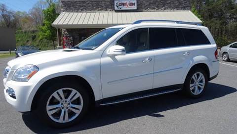 2011 Mercedes-Benz GL-Class for sale at Driven Pre-Owned in Lenoir NC