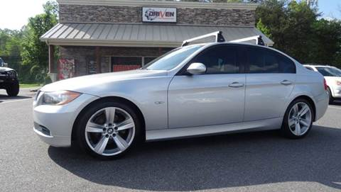 2007 BMW 3 Series for sale at Driven Pre-Owned in Lenoir NC