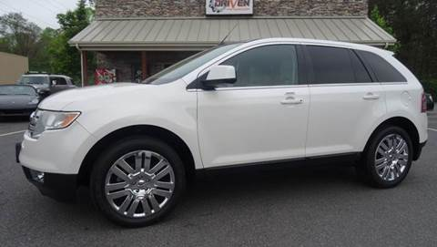 2010 Ford Edge for sale at Driven Pre-Owned in Lenoir NC