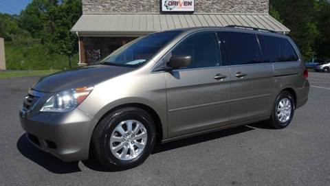 2008 Honda Odyssey for sale at Driven Pre-Owned in Lenoir NC