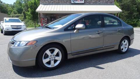 2007 Honda Civic for sale at Driven Pre-Owned in Lenoir NC