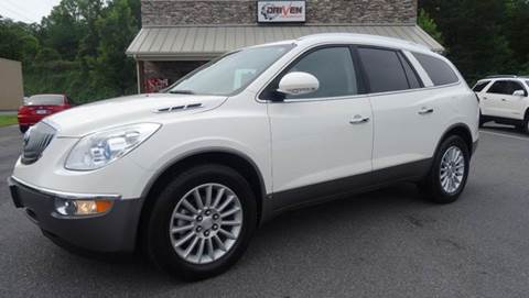 2009 Buick Enclave for sale at Driven Pre-Owned in Lenoir NC