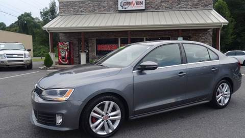 2012 Volkswagen Jetta for sale at Driven Pre-Owned in Lenoir NC