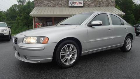 2008 Volvo S60 for sale at Driven Pre-Owned in Lenoir NC