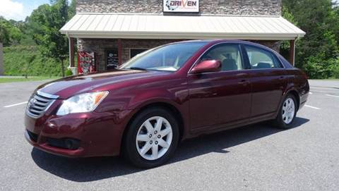 2008 Toyota Avalon for sale at Driven Pre-Owned in Lenoir NC