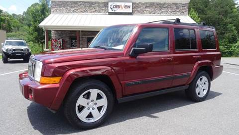 2007 Jeep Commander for sale at Driven Pre-Owned in Lenoir NC