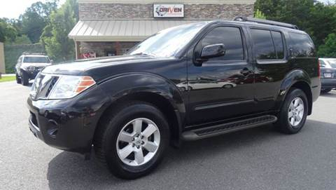 2012 Nissan Pathfinder for sale at Driven Pre-Owned in Lenoir NC
