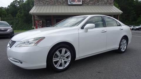 2009 Lexus ES 350 for sale at Driven Pre-Owned in Lenoir NC