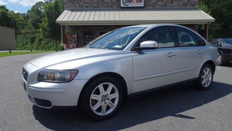 2007 Volvo S40 for sale at Driven Pre-Owned in Lenoir NC