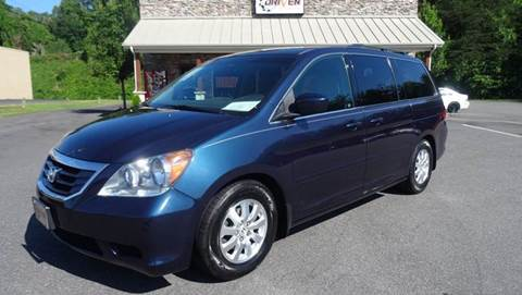 2010 Honda Odyssey for sale at Driven Pre-Owned in Lenoir NC