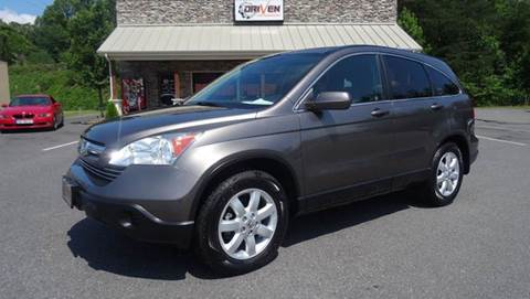 2009 Honda CR-V for sale at Driven Pre-Owned in Lenoir NC