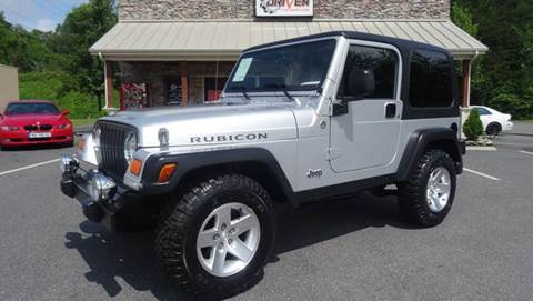 2006 Jeep Wrangler for sale at Driven Pre-Owned in Lenoir NC