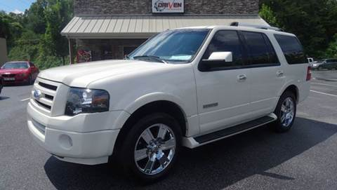 2008 Ford Expedition for sale at Driven Pre-Owned in Lenoir NC