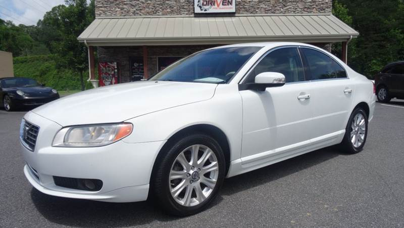 2009 Volvo S80 for sale at Driven Pre-Owned in Lenoir NC