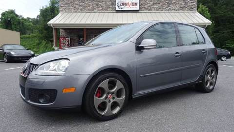 2007 Volkswagen GTI for sale at Driven Pre-Owned in Lenoir NC