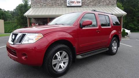 2010 Nissan Pathfinder for sale at Driven Pre-Owned in Lenoir NC