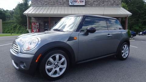 2010 MINI Cooper for sale at Driven Pre-Owned in Lenoir NC