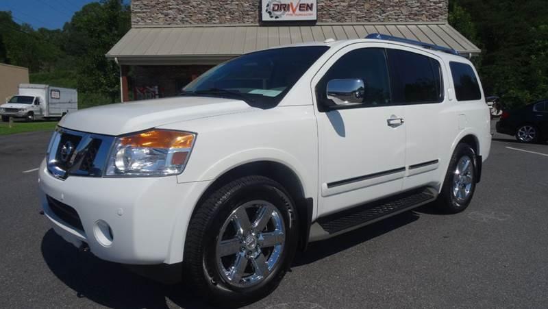 2010 Nissan Armada Platinum 4x2 4dr SUV   Lenoir NC