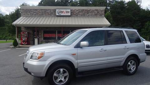 2007 Honda Pilot for sale at Driven Pre-Owned in Lenoir NC