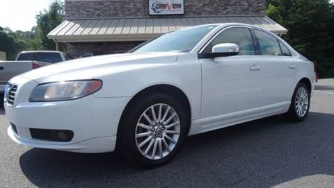 2007 Volvo S80 for sale at Driven Pre-Owned in Lenoir NC