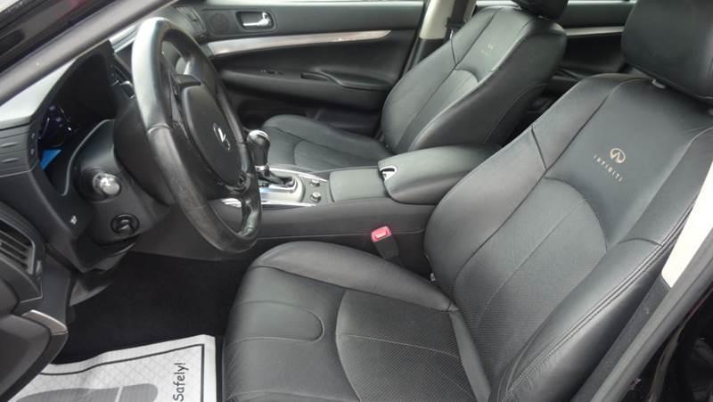 2010 Infiniti G37 Sedan Anniversary Edition 4dr Sedan In Lenoir Nc
