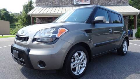 2010 Kia Soul for sale at Driven Pre-Owned in Lenoir NC